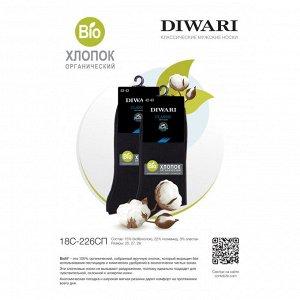 18С-226СП DiWaRi Classic Носки мужские (Conte) из органического хлопка Biofil®