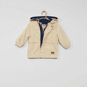 Легкая куртка Eco-conception - бежевый
