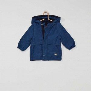 Легкая куртка Eco-conception - голубой