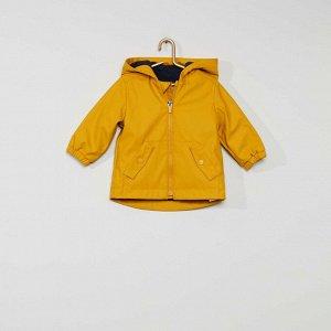 Дождевик Eco-conception - желтый