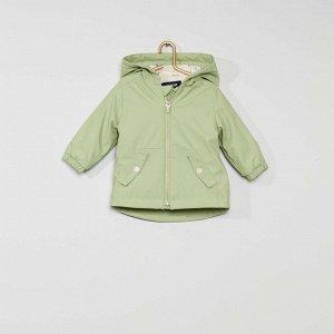 Дождевик Eco-conception - зеленый