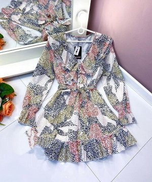 Платье Ткань Турецкий Х/Б