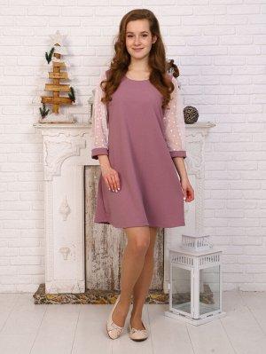 """Платье """"Льдинка"""" розовый"""