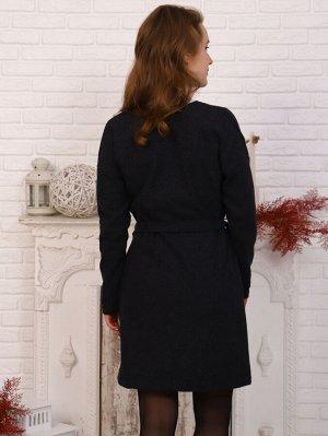 Кардиган Цвет: черный; Состав: пэ100%; Материал: трикотажное полотно Уже полюбившаяся Вам модель кардигана из новой, более плотной и формодержащей ткани, что позволяет носить его и как классический ка