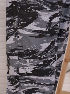 Шорты Состав: хлопок70%, п/э30%; Материал: Кулирка Летние шорты удлинённой модели - классный и удобный вариант для дома и отдыха! Пояс на резинке, удобные боковые карманы. Ткань кулирка - мягкая, элас