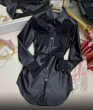Платье Пояс в комплекте