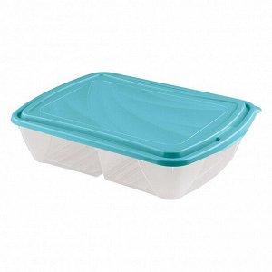Контейнер для холодильника и микроволкновки Breeze 1,25л