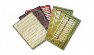 Набор подставок из бамбука с нескользящей основой (ЭВА)