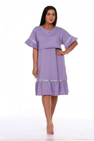 Платье Ткань: Кулирка; Размеры: 44, 46, 48, 50, 52, 54