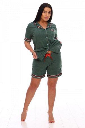 Пижама Ткань: Кулирка; Размеры: 44, 46, 48, 50, 52, 54
