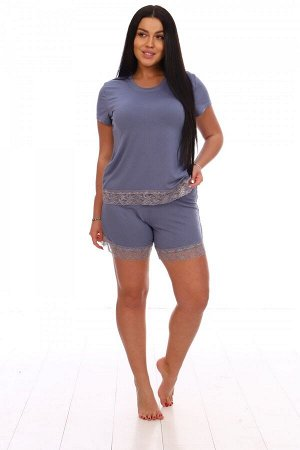 Пижама Ткань: Вискоза; Размеры: 42, 44, 46, 48, 50, 52