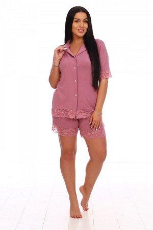Пижама Ткань: Вискоза; Размеры: 44, 46, 48, 50, 52, 54