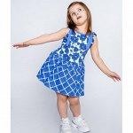 Платье кулирка 0134100103 для девочки