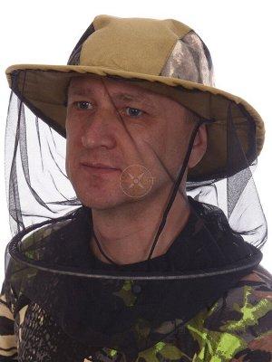 Шляпа-накомарник (палатка+грета)
