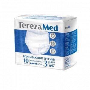 Трусы-подгузники для взрослых Large (№3) TerezaMed уп.10