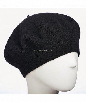 Вена Берет Тип изделия: Берет; Размер: универсальный; Состав: 95% шерсть 5% металлизированное волокно; Подклад: Без подклада; Толщина: шапка тонкая