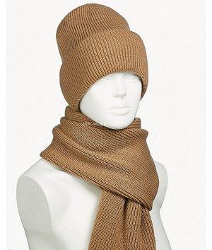 Ботаника (шапка+шарф) Комплект