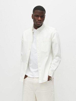Рубашка хлопчатобумажная regular fit