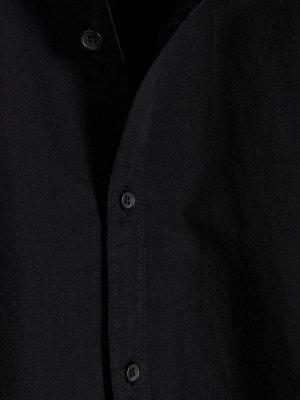 Рубашка хлопчатобумажная slim fit