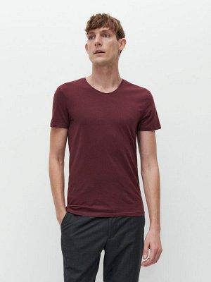 Хлопковая футболка Basic