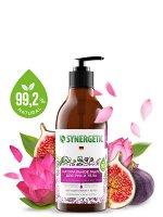 Натуральное мыло для рук и тела «Цветущий инжир и лотос» 380мл
