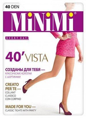 Колготки Minimi VISTA 40 DEN