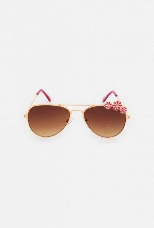 Очки солнцезащитные детские Gala золотой