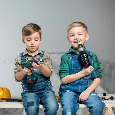 Суперновинки! Всё +игрушки и игры! от 0+ до 99 лет — От лобзика до машинки, для настоящих мальчишек — Игровые наборы