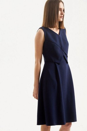 Платье Moveri by Larisa Balunova 5512 синий