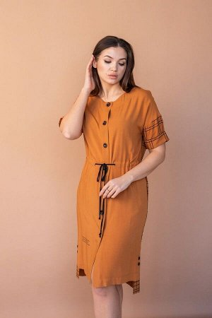 Платье Angelina 547 оранж