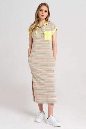 Платье Панда 484480p мультиколор