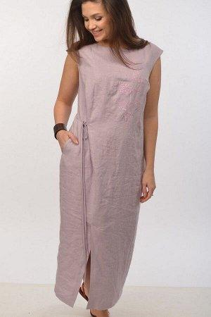 Платье MALI 421-019 св.сирень