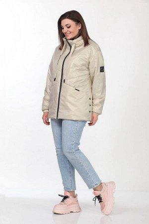 Куртка Lady Secret 6311 топленое_молоко