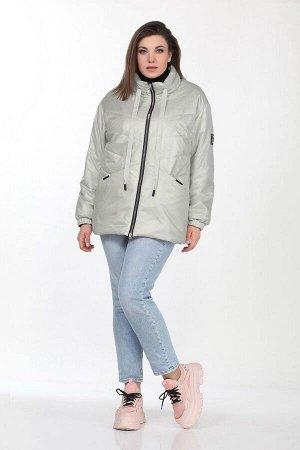 Куртка Lady Secret 6311 светло-серый