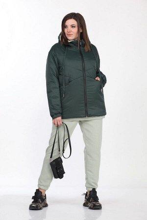 Куртка Lady Secret 6306 изумруд