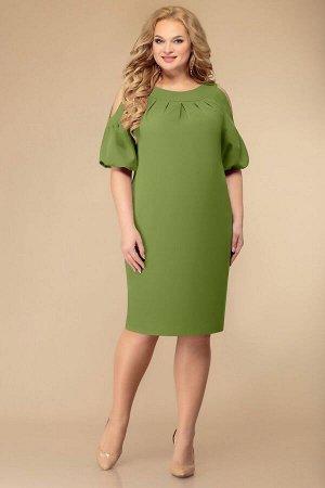 Платье Svetlana-Style 1534 салатовый