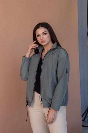 Куртка Angelina 643 графит