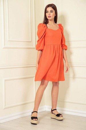 Платье Andrea Fashion AF-141/6 оранж