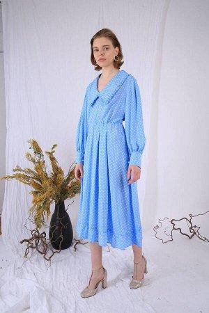 Платье TSURAN DR1ALBLDOT.160-164