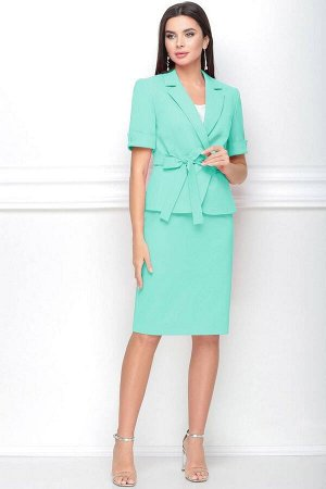Блуза, жакет, юбка LeNata 31117 мята