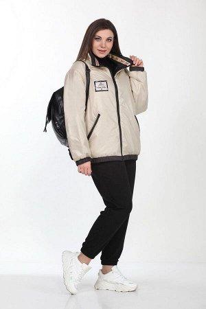 Куртка Lady Secret 6312 топленое_молоко