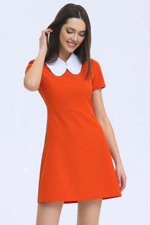 Платье LaVeLa L10220 оранжевый