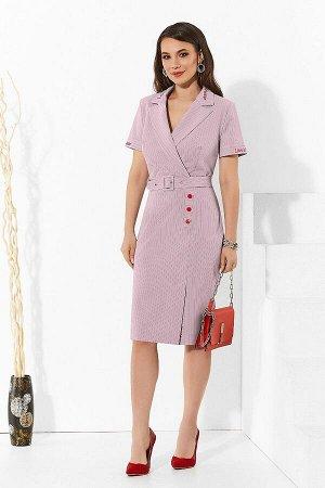 Платье Lissana 4325 дымчато-розовый