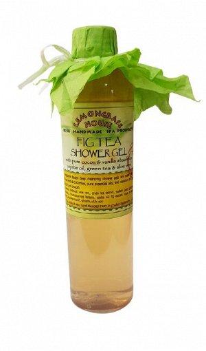 Гель для душа «Инжирный чай» Lemongrass House 260мл
