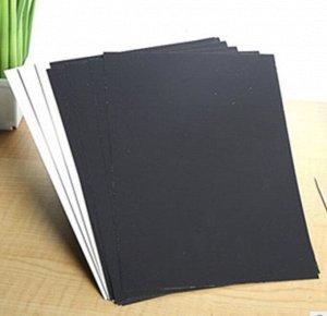 Листы скретч для рисования 21смх28см/набор из 10ти