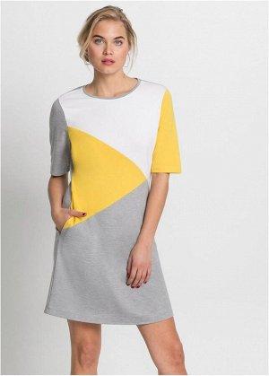 Платье из трикотаж