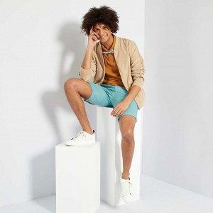 Легкая куртка-бомбер Eco-conception - бежевый