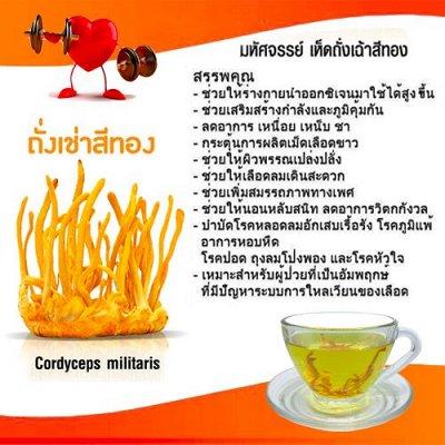 Приехали новинки! Тайский супермаркет! Сток! В наличии! — 1.Чаи и травяные напитки — Кухня