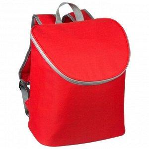 Рюкзак изотермический Frosty 20 л, красный, 31х35х20 см