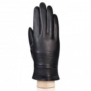 Перчатки мужские, размер 8, цвет чёрный 4715005